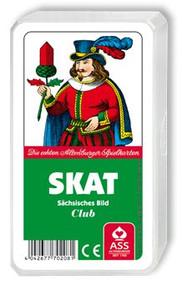 Skat Card Deck, Saxon Pattern