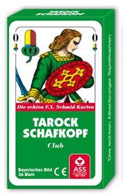 Tarock/Schafkopf, Bayerisches, Tuck Box