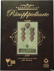 Historic Edition: Rümpfspielkarte