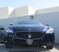 2012-2017 Maserati Quattroporte - Removable Front License Plate Bracket