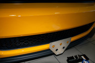 2013 Ford Mustang Boss 302/ 2013-2014 California Special - Removable Front License Plate Bracket