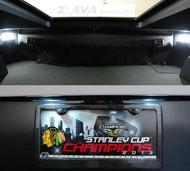2014+ C7 Corvette Cargo & License Plate LED Light Set