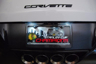 Corvette C6 C7 License Plate LED Light Bulb Set