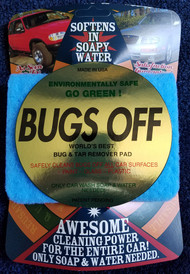 The Original Bugs Off Cleaning Pad