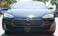2012-2016 Tesla Model S - Quick Release Front License Plate Bracket