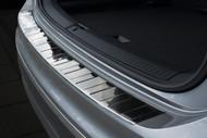 2016+ VW Tiguan II - Stainless Steel Rear Bumper Protector