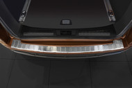 2011+ Range Rover Evoque - Stainless Steel Rear Bumper Protector