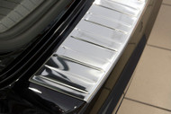 2015+ VW Touran III - Stainless Steel Rear Bumper Protector Guard