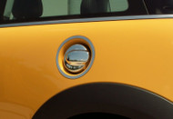 Mini Cooper Coupe S Gas Cap Trim Ring Polished