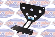 2016-2017 Jaguar XE R Sport - Quick Release Front License Plate Bracket