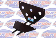 2009-2011 Maserati Gran Turismo - Removable License Plate Bracket