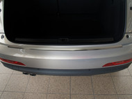 2012 + Audi Q3 - Stainless Steel Rear Bumper Protector Guard