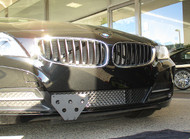 BMW Z4 - Removable Front License Plate Bracket