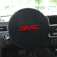GMC Steering Wheel Cover by Seat Armour