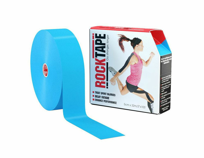 "2"" Rocktape Blue - Bulk"