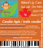 Canadian Maple Lip Balm