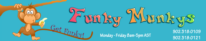 Funky Munkys Bath & Body