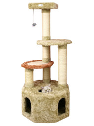 Premium Cat Tree - 57 Inches