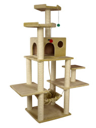 Cat Tree - 72 Inches