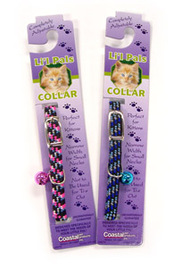 Li'l Pals Reflective Kitten Collar