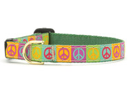 Peace Cat Collar