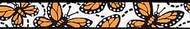 Beastie Band Monarch Butterflies