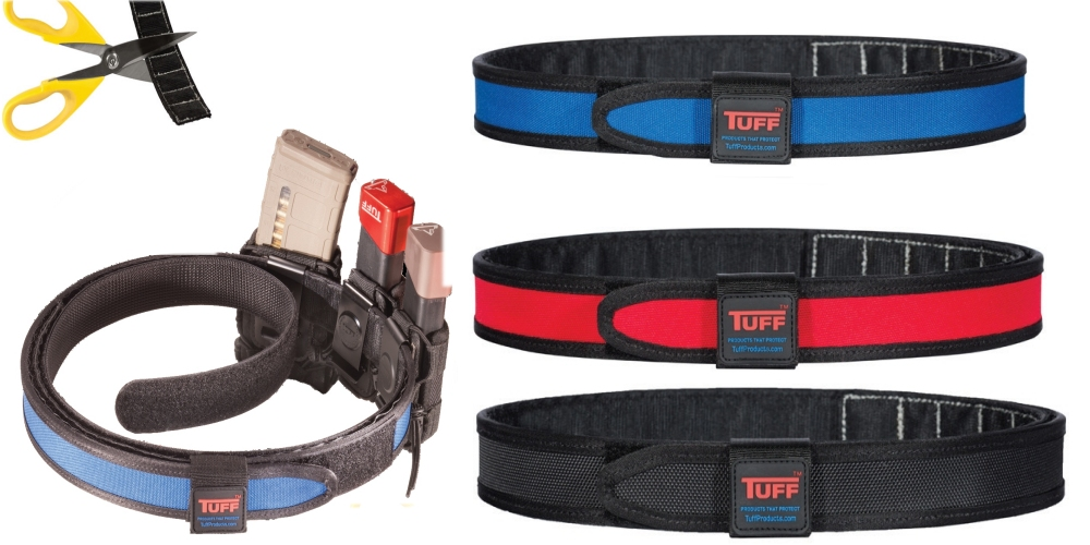 Sure Fit Competition Belt System