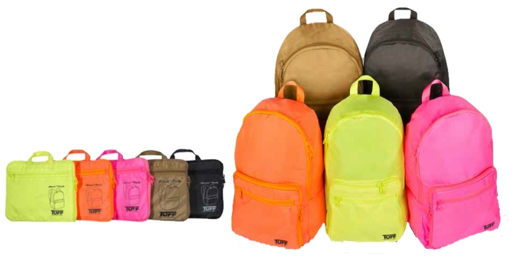 iStow TUFF BackPack