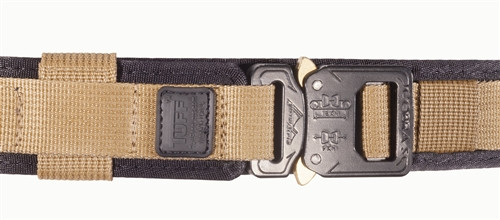 Close up of the Cobra® Buckle