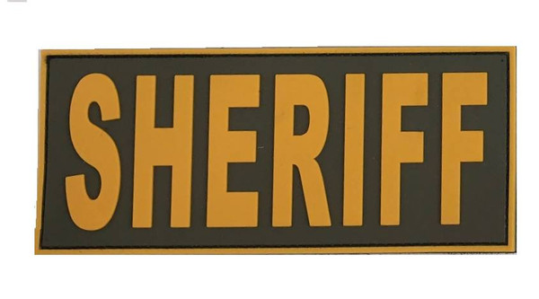 Sheriff Ranger Green and Gold