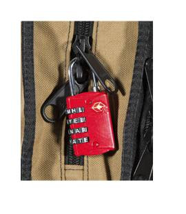 Dual Padded Locking Pistol Pouch Locking Zippers