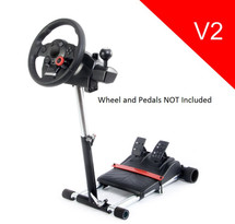 V2 Racing Steering WheelStand for Logitech Driving Force GT, Pro, EX, FX and F430 V2