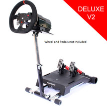 Mad Catz Pro Wheel Stand for Racing Force Feedback Wheel. Stand only, wheel and pedals not included