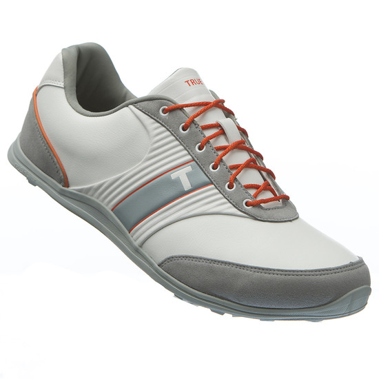 TRUE motion White/Burnt Orange/Grey