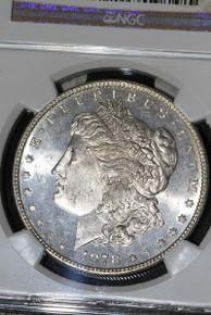 1878 7TF REV 78 Morgan Dollar NGC MS 64 PL VAM 43