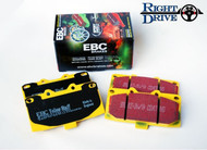 EBC Yellowstuff Front Brake Pad Set BCNR33
