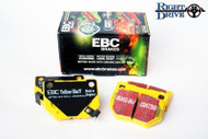 EBC Yellowstuff Rear Brake Pad Set BCNR33