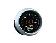 AEM Uego 6-in-1 Digital Wideband O2 Air/Fuel Gauge