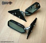 Craft Square Mirrors BNR32 Nissan Skyline