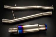 Tomei Expreme Titanium Exhaust - Subaru Impreza