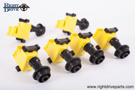 Yellow Jacket Coil Pack Set - RB26DETT, BNR32, BCNR33 Nissan Skyline