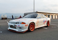 Shorin Front Lip Spoiler & Under Diffuser Set - BNR32 Nissan Skyline GT-R