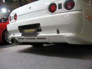 Shorin Rear Half Spoiler - BNR32 Nissan Skyline GT-R