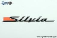 Silvia Emblem - S15 Nissan Silvia