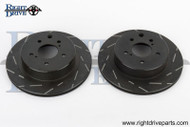 EBC Ultimax Brake Rotor Rear - BNR32 Nissan Skyline GT-R
