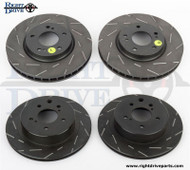 EBC Ultimax Brake Rotor Full Set - BNR32 Nissan Skyline GT-R