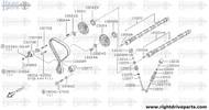 13020 - camshaft assembly - BNR32 Nissan Skyline GT-R