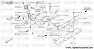 23785N - gasket, AAC valve - BNR32 Nissan Skyline GT-R