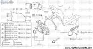 15010 - pump assembly, oil - BNR32 Nissan Skyline GT-R