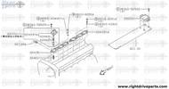 22435+A - bracket, ignition coil - BNR32 Nissan Skyline GT-R